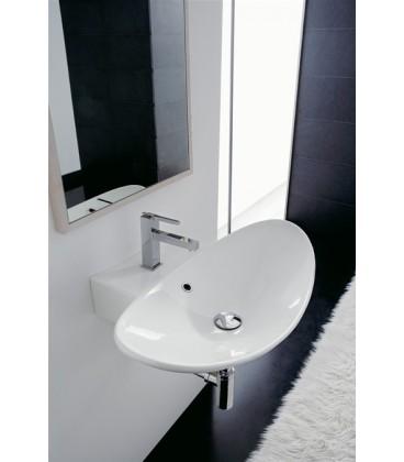 Zefiro vasque/lavabo à poser ou suspendu 68R