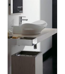Zefiro vasque/lavabo à poser ou suspendu 68
