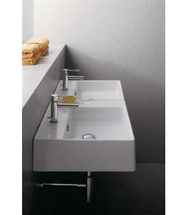 Teorema double vasque/lavabo à poser et suspendu 105R