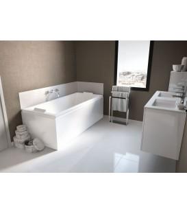 Tablier de baignoire en L Novalu pro