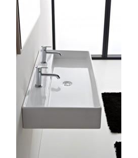 Teorema vasque/lavabo à poser et suspendu 120