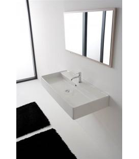 Teorema vasque/lavabo à poser et suspendu 120R