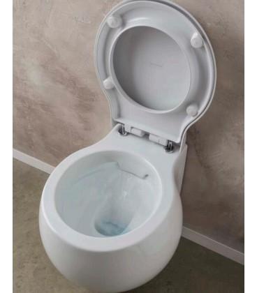 Clean Flush WC cuvette suspendue 50
