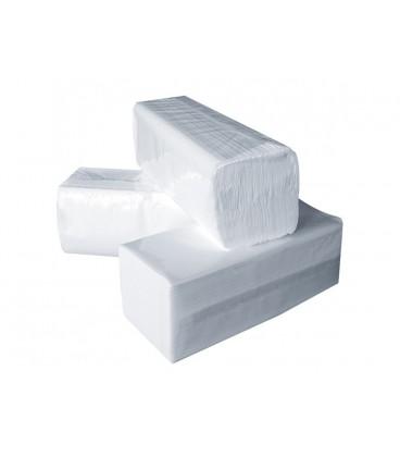 Carton de 30 paquets de 125 feuilles essuie-mains