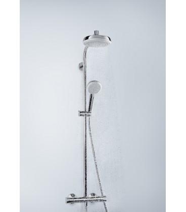 Showerpipe therm. Crometta 160 Ecosmart