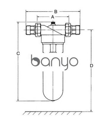 Filtre Bavaria BANYO