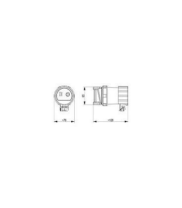 Pompe de circulateur EV-ZUP 15