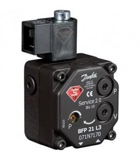 Pompe bruleur fioul BFP 21L3 Danfoss 071N7170