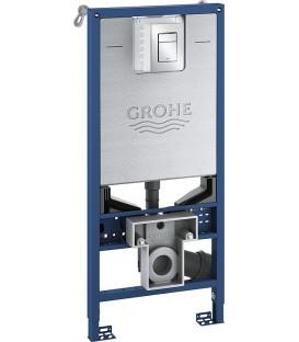 GROHE Rapid SLX Kit réservoir avec Skate Cosmop. plaque de commande