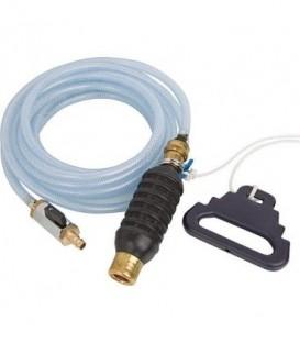 Obturation NW 75-100 mm avec tuyau de 5 m