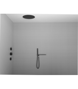 Douche Thermostatique 2 voies INCOOL (noir)