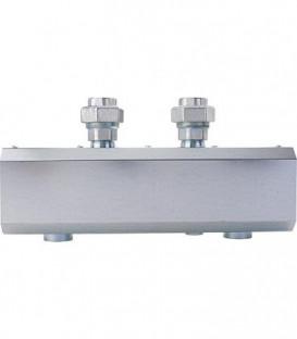 """Découpleur hydraulique HW 60-125 x DN32 1 1/4"""" femelle isolation incluse"""