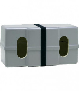 Isolation PUR pour échangeur de chaleur a plaques ZB35/80