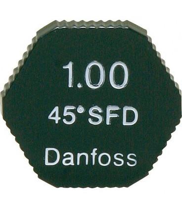 Gicleur Danfoss 1,00/80°SFD