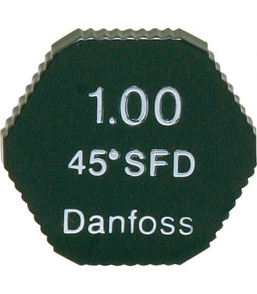 Gicleur Danfoss 1,75/60°SFD