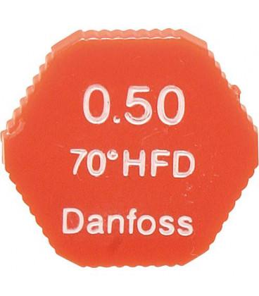Gicleur Danfoss 2,50/80°HFD