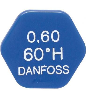 gicleur Danfoss 0,55/45°H PL. 2252