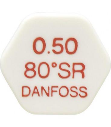 DASR 005 08 gicleur Danfoss 0.50/80°SR