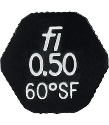 Gicleur Fluidics Fi 1,00/60°SF