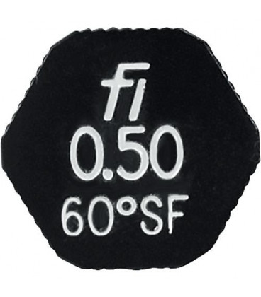 Gicleur Fluidics Fi 7,00/60°SF