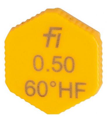 Gicleur Fluidics Fi 0,50/45°HF