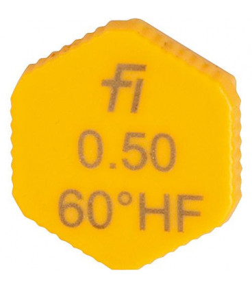 Gicleur Fluidics Fi 6,00/80°HF