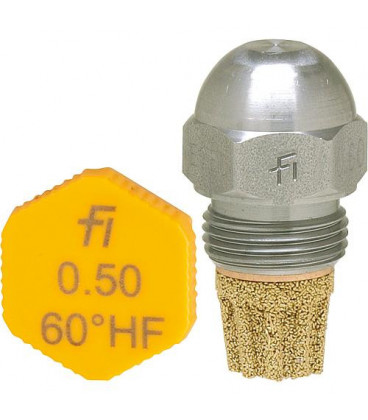 Gicleur Fluidics Fi 0,45/80°HF