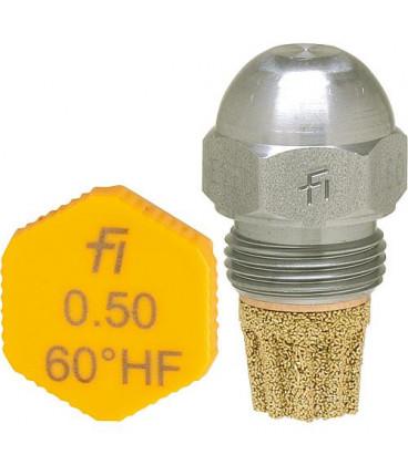 Gicleur Fluidics Fi 7,50/80°HF