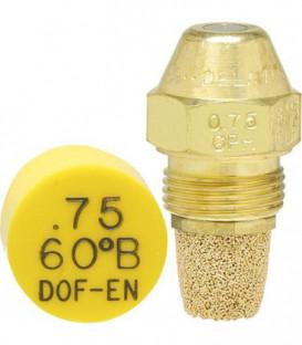Gicleur Del-o-Flo 0,50/60°B