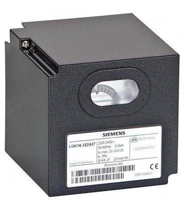 L et G relais gaz LGK 16.322