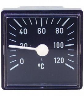 telethermometre Type D quadrique 0 a 120 °C