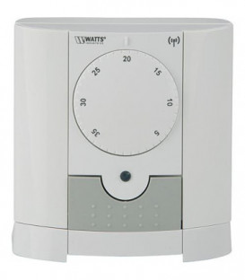 Thermostat d'ambiance radio electronique, Type BT-A-RF 868 MHZ sans fil