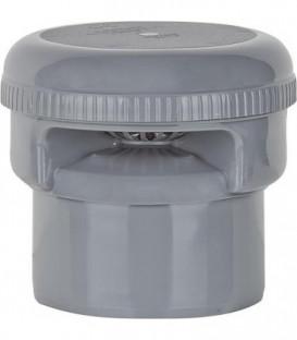 Aerateur de tuyau DN 50 Couleur : gris