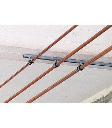 Collier d attache articulé pour tuyaux FGRS Plus 25-30 Plage de serrage 25 - 30 mm