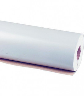 """Tube isolant mousse polyurethane mi-dure (100%) 1/2""""/22mm x 1000 epaisseur 20 mm"""