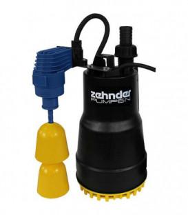 Pompe submersible eaux sales modele ZM 280 KS avec flotteur compact