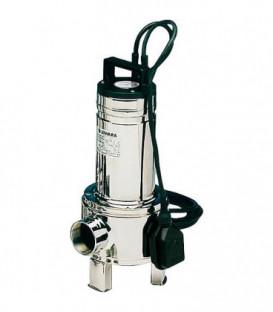 Pompe pour eaux usées type DOMO 7VX/B contrôle TÜV avec interrupteur à flotteur 0,55kW