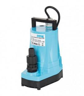 Pompe de drainage EP3 puissance refoulement max3600l/h aspiration plate