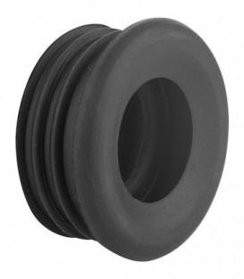 Joint caoutchouc noir diam. 46 mm NW 50/32 pour 1 1/4''