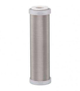 """Cartouche de filtre pour FP 2 en inox V2A 80 microns longueur 9 3/4"""""""""""