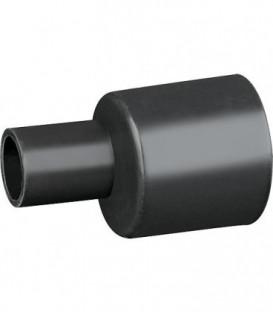 Adapteur d'ecoulement pour pompe submersible 40-20mm, emballage 3 pieces