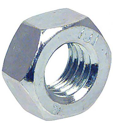 Ecrou hexagonal DIN 934 M 10, UE 100 pcs