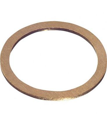 bague d'etancheite DIN 7603 A cuivre massif, dim : 10 x 16 mm emballage 100