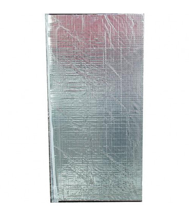 Deflecteur Austroflex L 500 l 500 H 30mm emballage 10 pcs