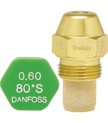 DASLE 005 04 gicleur Danfoss 0.50/45°S