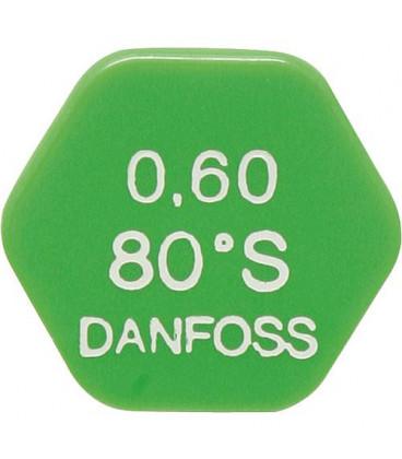 DASLE 004 56 gicleur Danfoss 0.45/60°S