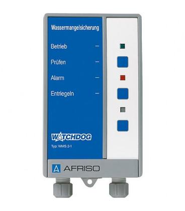 Afriso- Securite insuffisance d eau Dispositif d alarme WMs 2-1
