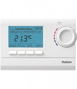 Theben Thermostat d'ambiance numérique RAMSES 812 Top 2 a horloge programmable