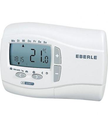 Thermostat a horloge INSTAT plus 3r regulateur ambiant, alimentation par secteur Domaine de T° 7 - 32°C