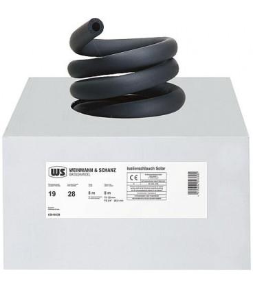 Isolation solaire haute température 15mm épaisseur 13mm 1 carton 18m